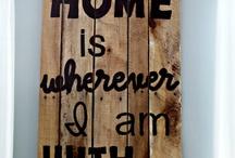 future home ideas. / by Gracyn Harris