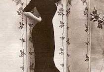1900's Fashion Era / Edwardian dress fashion and beauty imagery from Glamourdaze.com and beyond. / by Glamour Daze