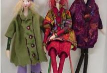 Dolls  / by Kathy Kate Rager Thornton