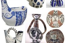 Ceramics - historical influence / by Clevell Koon