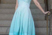 Dress patterns / by Marisol Tropea