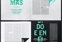 Editorial Design / by Lisa Nemetz