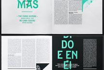 Editorial Design / by Philipp M.