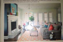 Family Room Ideas / by Susie Schneider-Abood
