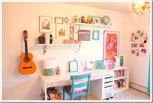 Craft Room / by Diaadia Corridinho