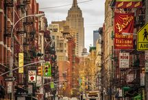 New York / by Victoria ♡ Espinoza
