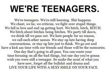 Teenage / by Lizzy Henley
