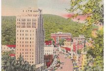 """""""Hot Springs National Park, Arkansas"""" / My Home Town / by Debbie Gould"""