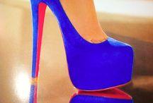 Shoes / by Evonne Lamboy