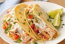 Healthy Fish & Seafood Recipes / by Diabetic Living