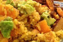 Healthy food / by Krystle Rains