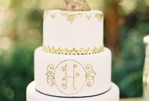 pretty[wedding cakes] / by Cross My Heart Kiss My Elbow