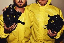 Breaking Bad / by Stacey Cleverley