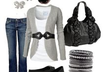 My style~Clothes, makeup and hair / by Brandi Sholar