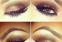 makeup <3 / by Marisa Hinkle