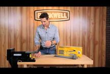 Rockwell BenchJaws Videos / Learn all about this customer-favorite bench vise! / by Rockwell Tools