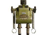 Robots etc / by Richard Disley
