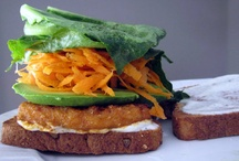 gardein   drop it. stop it. roll it / burgers, sandwiches, wraps keeping you swept off your meat. / by gardein