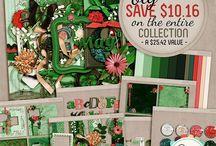 Scrapbooking Supplies / by Anita Brown Bennett