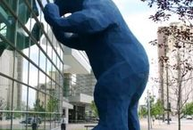 Public Art in Denver / My favorite public art pieces  / by Carol Ann Waugh