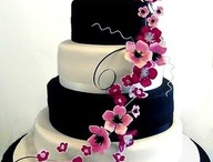 Cakes for the most special days / Wedding, birthday, anniversary, holidays, any good day to make a beautiful cake. / by Patricia Carter