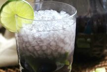 Refreshing Drinks / by Amy Stewart