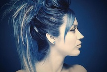 Hot Hair / Inspiration for the next exp-hair-iment / by Beck R