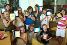 1:1 IPad Initiative  / by Catherine Poling