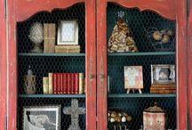 Shelf styling / by Amanda Jones