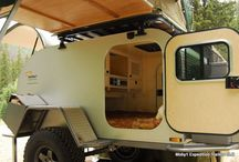 Bug-Out Trailers / Awesome Zombie Apocalypse Bug-out Trailers / by Zombie Killer Elite Task Force
