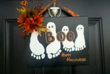 Halloween Decor / by Tammy Jones