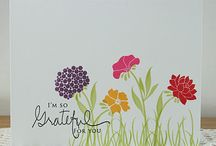 Papertrey Ink / Cards / by Sherry Downing