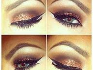 Make-up Inspiration / by Luv Eboni