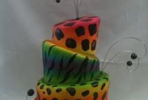 Cakes / by Tiffany Neff Hartman
