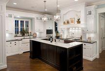 Kitchen ideas / by Ann Bleau