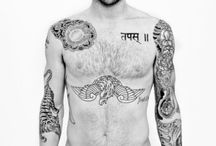 Adam Levine / by Beautiful & Gorgeous Naked Men