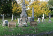 Woodlawn Cemetery - Bronx, NY - MuseumPlanet.com / The Shaker Heights of the dead. / by Museum Planet