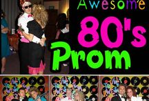 80's party / by Ashley Maricle