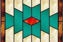 Southwest quilt/ Native American/western theme / by Deborah dimck23