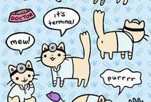 Pop Culture Pussycat / by catsparella