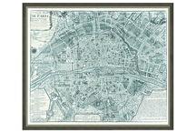 Maps / by Deborah Grimaud