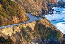 GO: US Destinations / mostly Cali / by Jan Bertolini