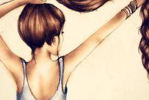 hair / by Riley Hansen