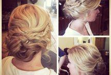 Hairstyles / by Jennifer de Valiente