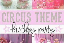Brynna's birthday / by Paige Ferguson Hone