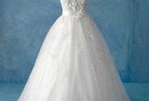wedding dresses / by Caroline Lovins