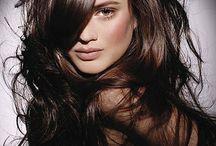 Brown Hair / Cheveux Bruns / by MariKamo Design
