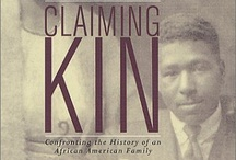 Genealogy Reads and More / by Claiming Kin