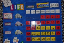 Classroom themes~board games / by Sarah Owens