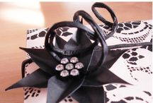 Gift wrapping ideas / by Cortney Wretberg